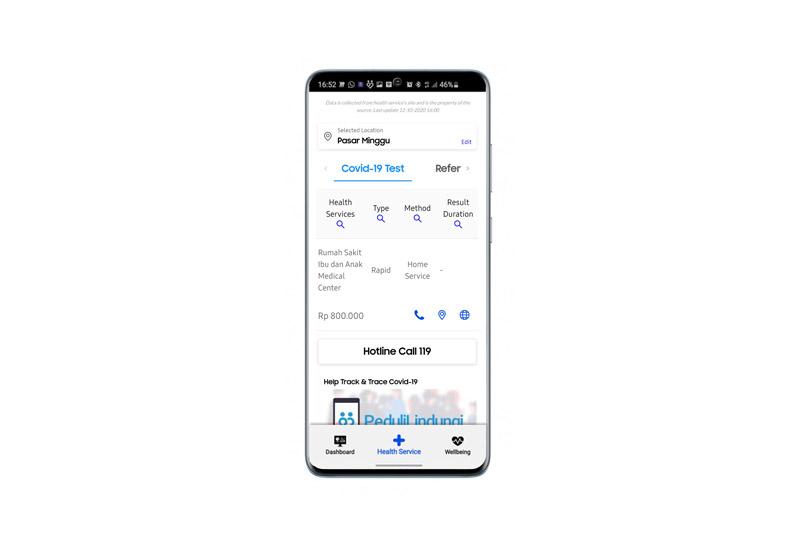 aplikasi android samsung c-safe