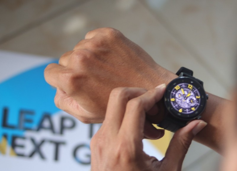 spesifikasi realme watch s