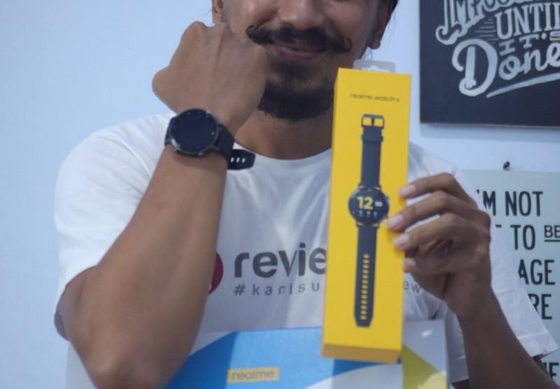 Kelebihan dan Kekurangan Realme Watch S