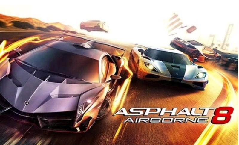 asphalt 8 airborne game android terbaik