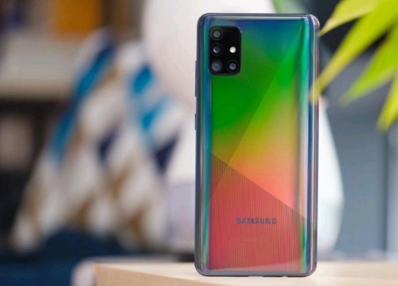 Harga Samsung Galaxy M51 vs Galaxy A51