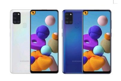 Samsung Galaxy A21 RAM 6GB  2 jutaan terbaik