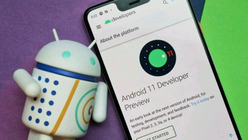 Update Android 11 Buat HP Kompatibel