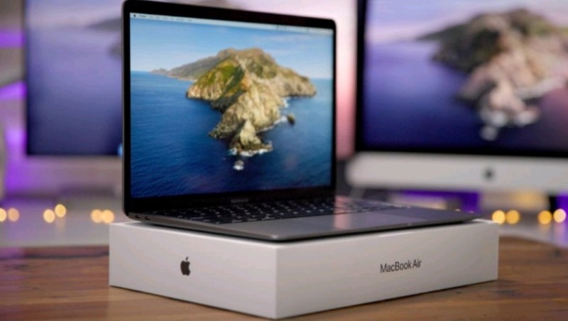 The advantages of the New Macbook Air (2020)
