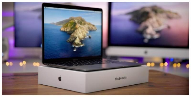 harga macbook air 2020