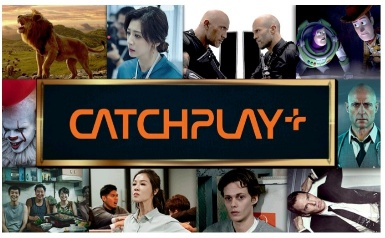 Catchplay Korean Japanese movie download application