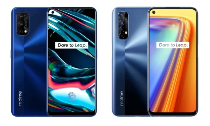 specifications and prices for realme 7 5g