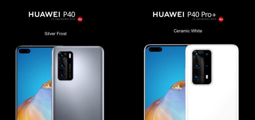 huawei p40 pro+ dan huawei p40 indonesia